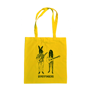 Band designed bag & song share